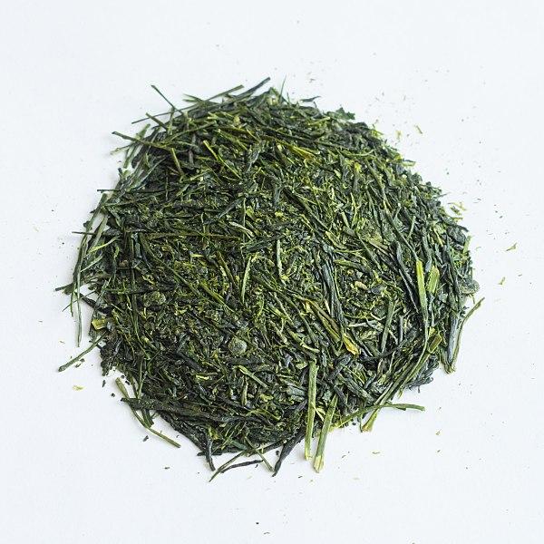 蒸し製緑茶の代表格「煎茶」