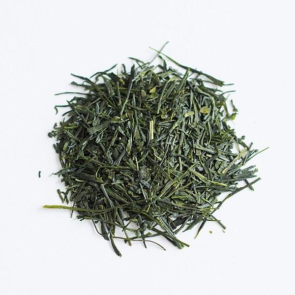 京都・宇治産の煎茶
