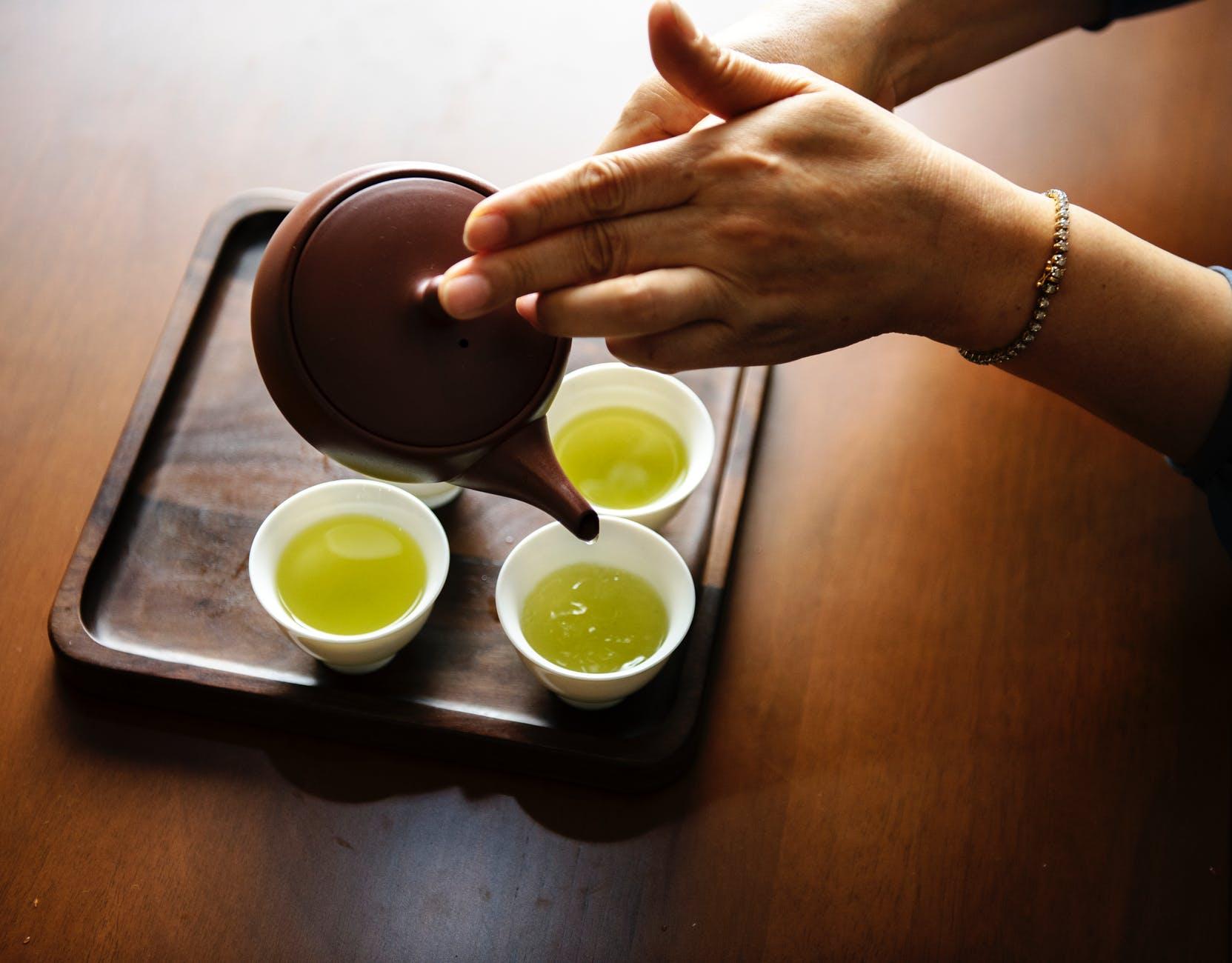 日本と中国で最も親しまれている「緑茶」