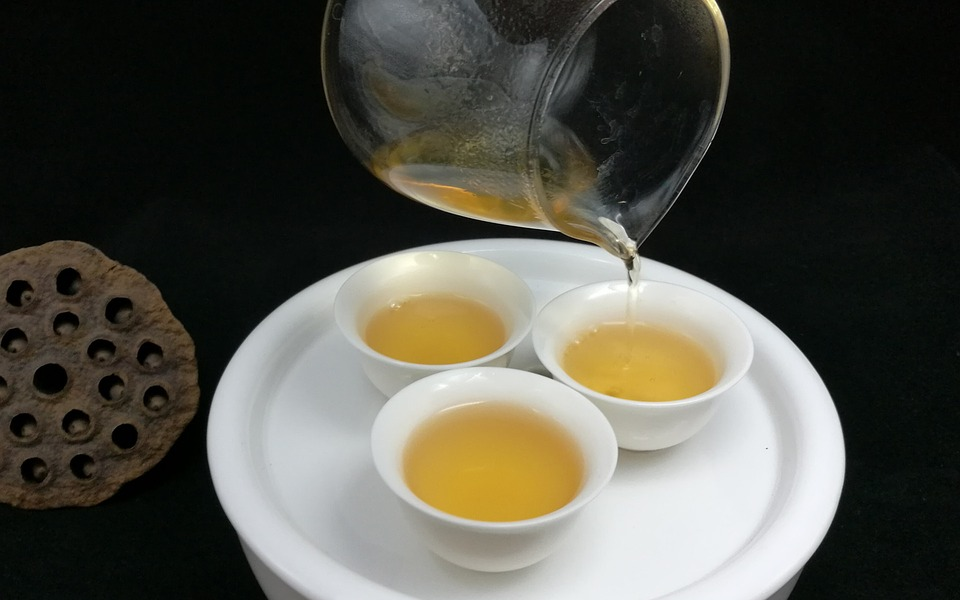 「烏龍茶」は静岡や九州など日本でもつくられています